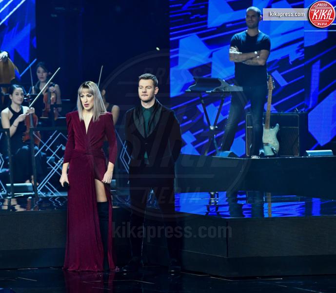 Naomi, Alessandro Cattelan - Milano - 29-11-2018 - Liam Payne e Jonas Blue infiammano il palco di X-Factor
