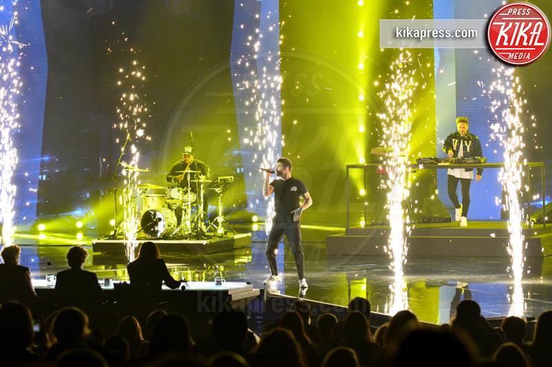Jonas Blue, Liam Payne - Milano - 29-11-2018 - Liam Payne e Jonas Blue infiammano il palco di X-Factor