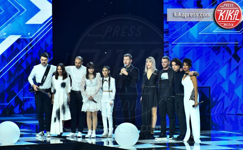 Cast, Alessandro Cattelan - Milano - 29-11-2018 - Liam Payne e Jonas Blue infiammano il palco di X-Factor