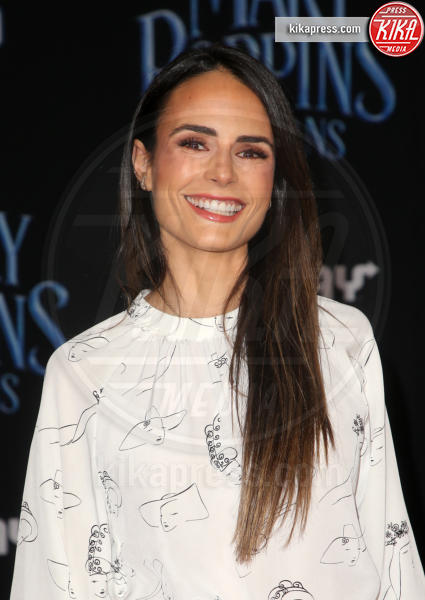Jordana Brewster - Hollywood - 30-11-2018 - Emily Blunt, première in bianco per Mary Poppins