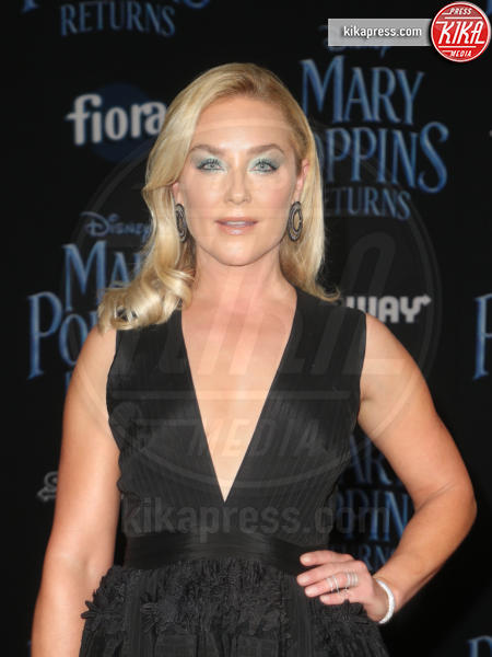 Elisabeth Rohm - Hollywood - 30-11-2018 - Emily Blunt, première in bianco per Mary Poppins