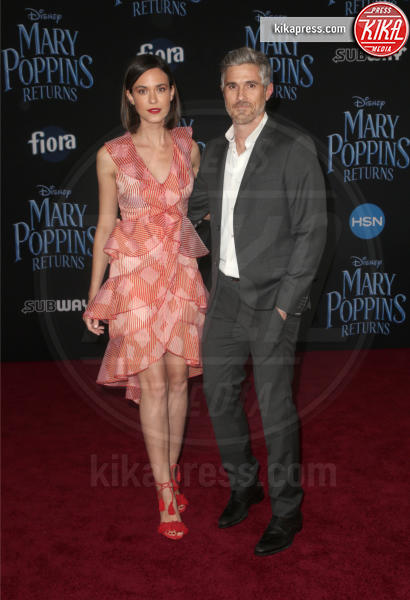 Odette Annable, Dave Annable - Hollywood - 30-11-2018 - Emily Blunt, première in bianco per Mary Poppins