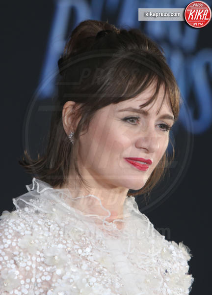 Emily Mortimer - Hollywood - 30-11-2018 - Emily Blunt, première in bianco per Mary Poppins