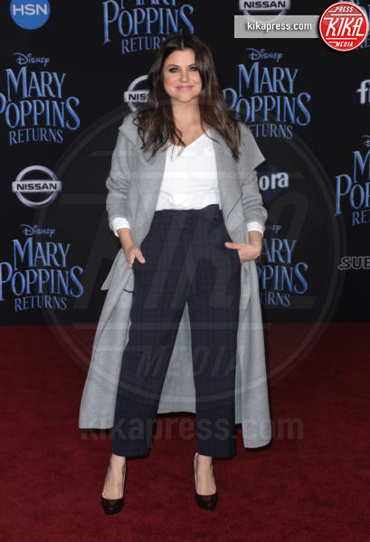 Tiffani Thiessen - Hollywood - 29-11-2018 - Emily Blunt, première in bianco per Mary Poppins