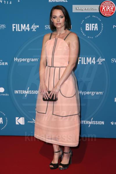 Jessica Ellerby - Londra - 02-12-2018 - Emma Stone: Red Passion sul tappeto rosso dei BIFA 2018