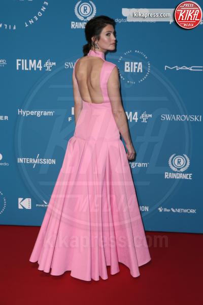Gemma Arterton - Londra - 02-12-2018 - Emma Stone: Red Passion sul tappeto rosso dei BIFA 2018