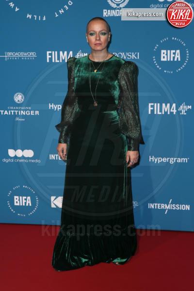 Samantha Morton - Londra - 02-12-2018 - Emma Stone: Red Passion sul tappeto rosso dei BIFA 2018