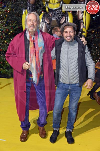 Buelent Sharif, Reiner Schoene - Berlino - 03-12-2018 - Hailee Steinfeld: lace-up mozzafiato alla premiere di Bumblebee