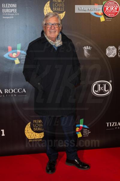 Peppino di Capri - Roma - 04-12-2018 - Premio Braille, Elisa Isoardi, il dopo-Salvini è raggiante
