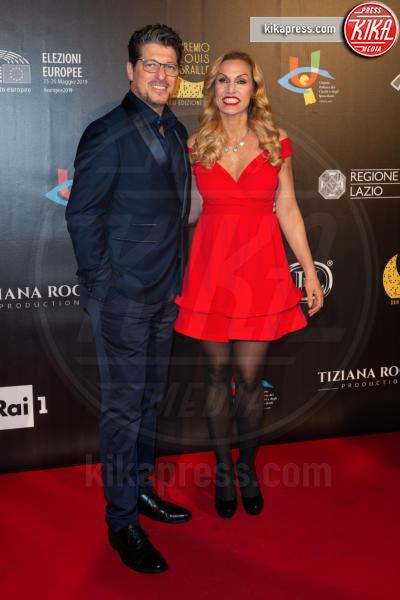 Annalisa Minetti - Roma - 04-12-2018 - Premio Braille, Elisa Isoardi, il dopo-Salvini è raggiante