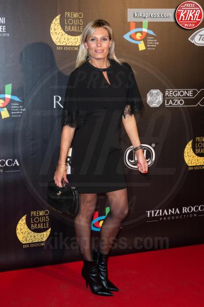 Tania Paganoni - Roma - 04-12-2018 - Premio Braille, Elisa Isoardi, il dopo-Salvini è raggiante