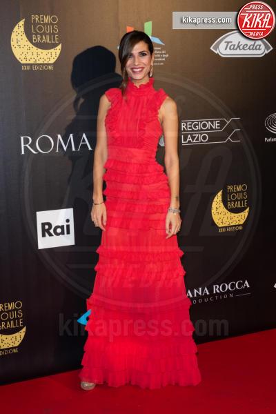 Roberta Morise - Roma - 04-12-2018 - Premio Braille, Elisa Isoardi, il dopo-Salvini è raggiante