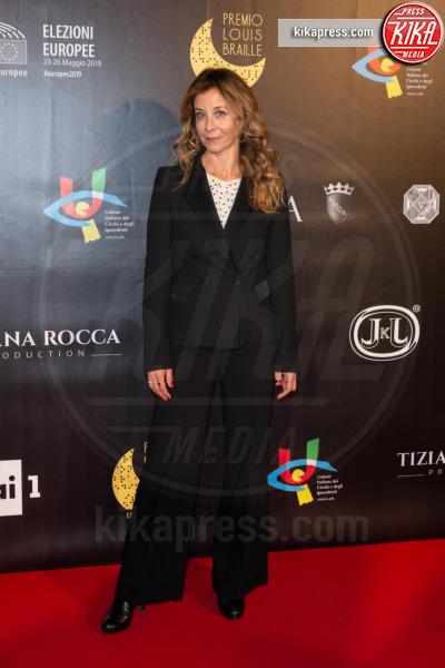 Carlotta Natoli - Roma - 04-12-2018 - Premio Braille, Elisa Isoardi, il dopo-Salvini è raggiante