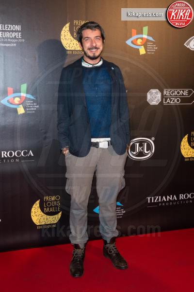 Paolo Ruffini - Roma - 04-12-2018 - Premio Braille, Elisa Isoardi, il dopo-Salvini è raggiante