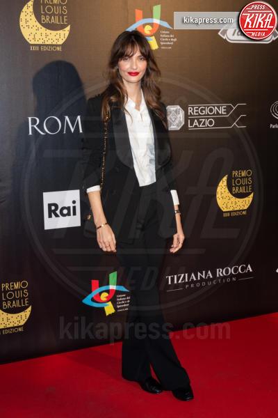 Annabelle Belmondo - Roma - 04-12-2018 - Premio Braille, Elisa Isoardi, il dopo-Salvini è raggiante