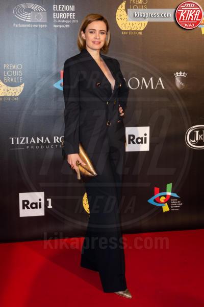 Nathalie Rapti Gomez - Roma - 04-12-2018 - Premio Braille, Elisa Isoardi, il dopo-Salvini è raggiante