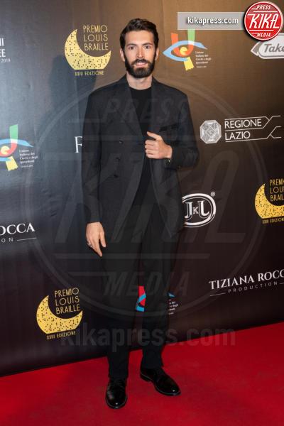 Giovanni Caccamo - Roma - 04-12-2018 - Premio Braille, Elisa Isoardi, il dopo-Salvini è raggiante