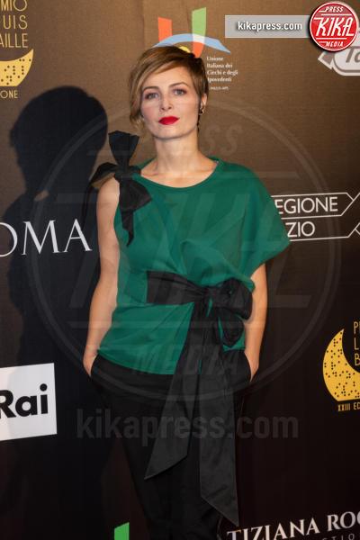 Violante Placido - Roma - 04-12-2018 - Premio Braille, Elisa Isoardi, il dopo-Salvini è raggiante