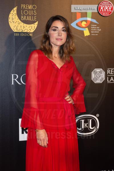 Miriam Candurro - Roma - 04-12-2018 - Premio Braille, Elisa Isoardi, il dopo-Salvini è raggiante