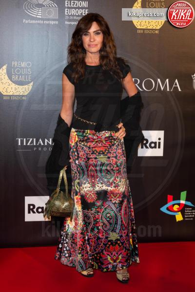 Monica Vallerini - Roma - 04-12-2018 - Premio Braille, Elisa Isoardi, il dopo-Salvini è raggiante