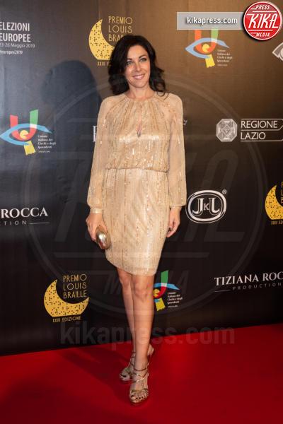 Kiara Tomaseli - Roma - 04-12-2018 - Premio Braille, Elisa Isoardi, il dopo-Salvini è raggiante