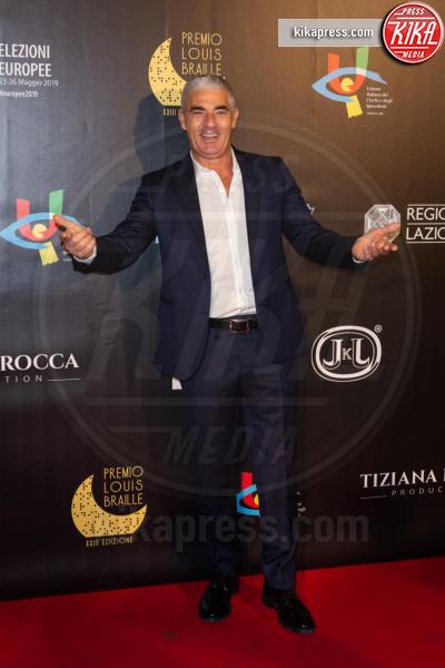 Biagio Izzo - Roma - 04-12-2018 - Premio Braille, Elisa Isoardi, il dopo-Salvini è raggiante