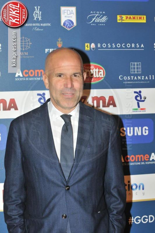 Luigi Di Biagio - Milano - 03-12-2018 - Gran Gala AIC, l'Oscar della bellezza va sempre a Diletta Leotta