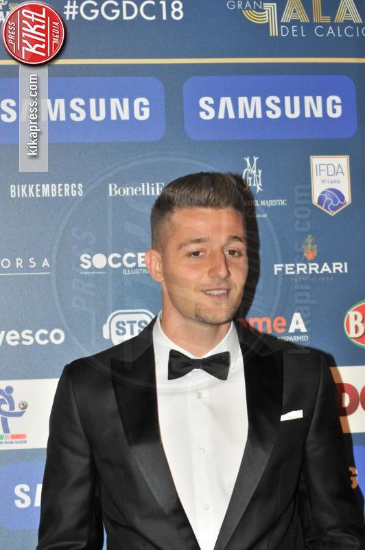 Sergej Milinkovic-Savic - Milano - 03-12-2018 - Gran Gala AIC, l'Oscar della bellezza va sempre a Diletta Leotta