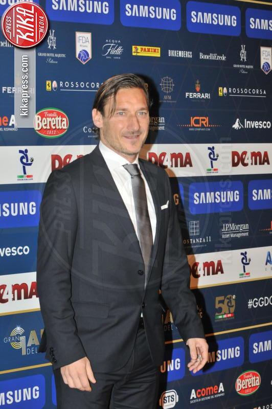 Francesco Totti - Milano - 03-12-2018 - Gran Gala AIC, l'Oscar della bellezza va sempre a Diletta Leotta