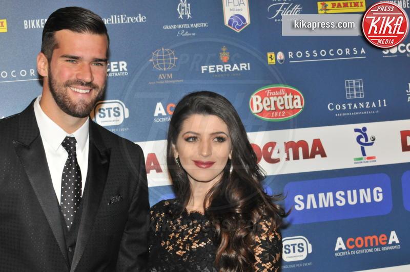 Alison Becker - Milano - 03-12-2018 - Gran Gala AIC, l'Oscar della bellezza va sempre a Diletta Leotta