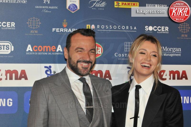 Alessandro Martorana, Elena Barolo - Milano - 03-12-2018 - Gran Gala AIC, l'Oscar della bellezza va sempre a Diletta Leotta