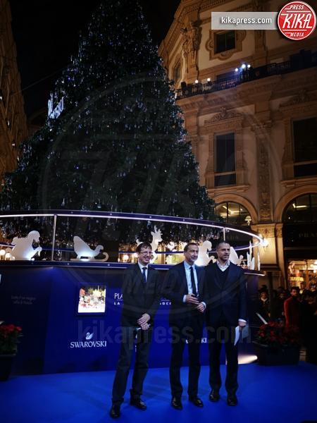 Giuseppe Sala - Milano - 04-12-2018 - Belen Rodriguez accende il Natale milanese firmato Swarovski