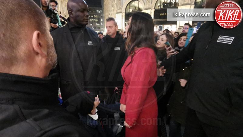 Belen Rodriguez - Milano - 04-12-2018 - Belen Rodriguez accende il Natale milanese firmato Swarovski
