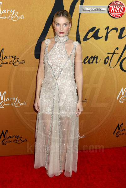 Margot Robbie - New York - 04-12-2018 - Maria Regina di Scozia: il red carpet di New York