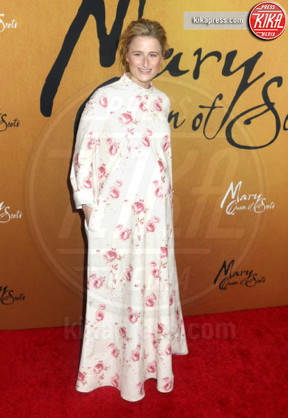 Mamie Gummer - New York - 04-12-2018 - Maria Regina di Scozia: il red carpet di New York