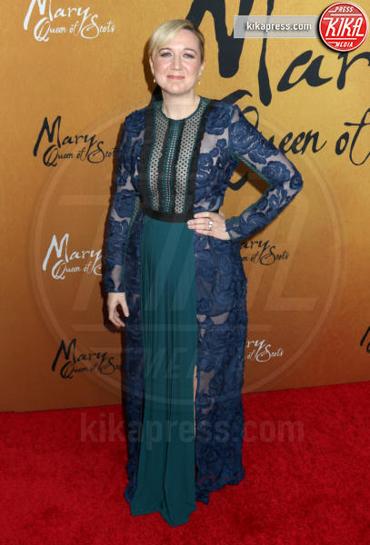 Josie Rourke - New York - 04-12-2018 - Maria Regina di Scozia: il red carpet di New York