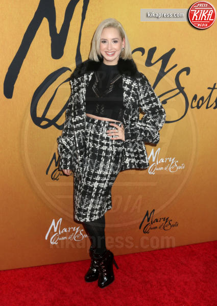 Jazmin Grace Grimaldi - New York - 04-12-2018 - Maria Regina di Scozia: il red carpet di New York