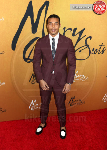 Ismael Cruz - New York - 04-12-2018 - Maria Regina di Scozia: il red carpet di New York