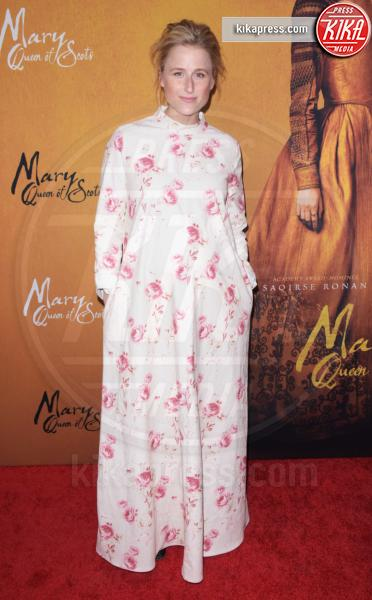 Mamie Gummer - NYC - 05-12-2018 - Maria Regina di Scozia: il red carpet di New York