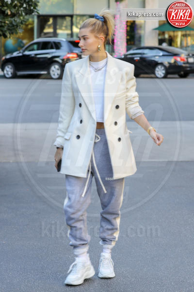Hailey Baldwin, Justin Bieber - Beverly Hills - 04-12-2018 - Justin Bieber, metti le mani a posto con Hailey!