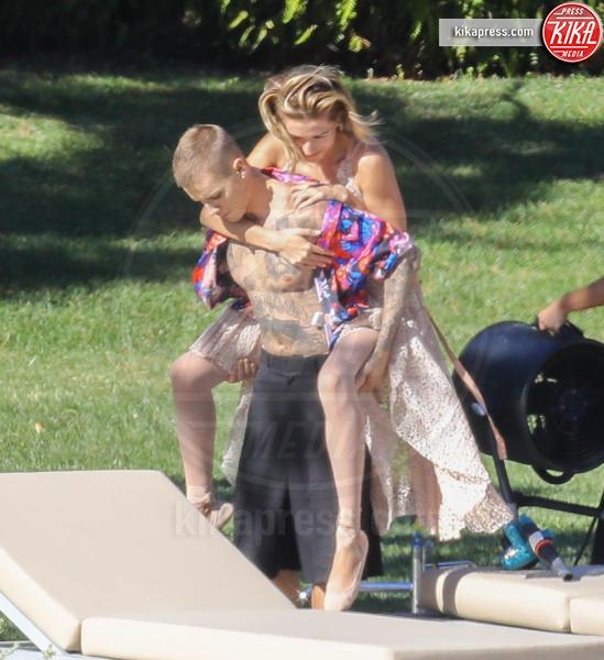 Hailey Baldwin, Justin Bieber - Los Angeles - 04-12-2018 - The Biebers: Justin e Hailey Baldwin sono marito e moglie
