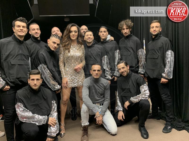 Ragazzi di Amici, Klaudia Pepa - Tirana - 05-12-2018 - Al Kenga Majike si celebra Maria De Filippi