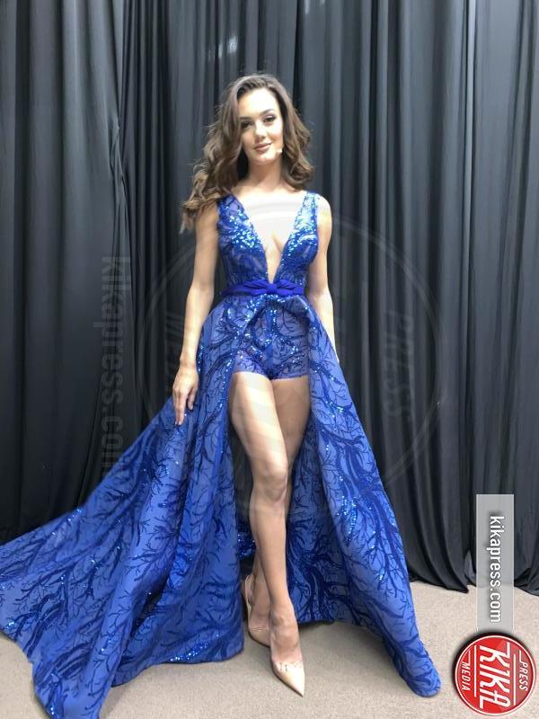 Klaudia Pepa - Tirana - 05-12-2018 - Al Kenga Majike si celebra Maria De Filippi