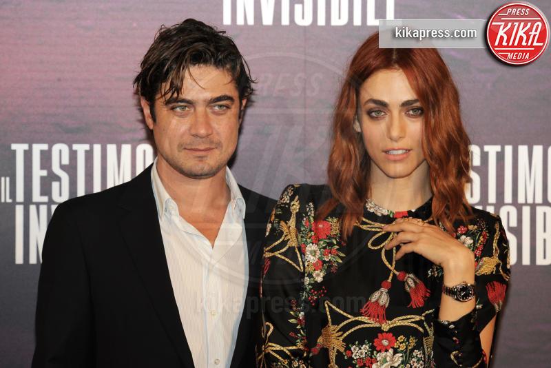 Miriam Leone, Riccardo Scamarcio - Roma - 06-12-2018 - Miriam Leone presenta Il Testimone Invisibile