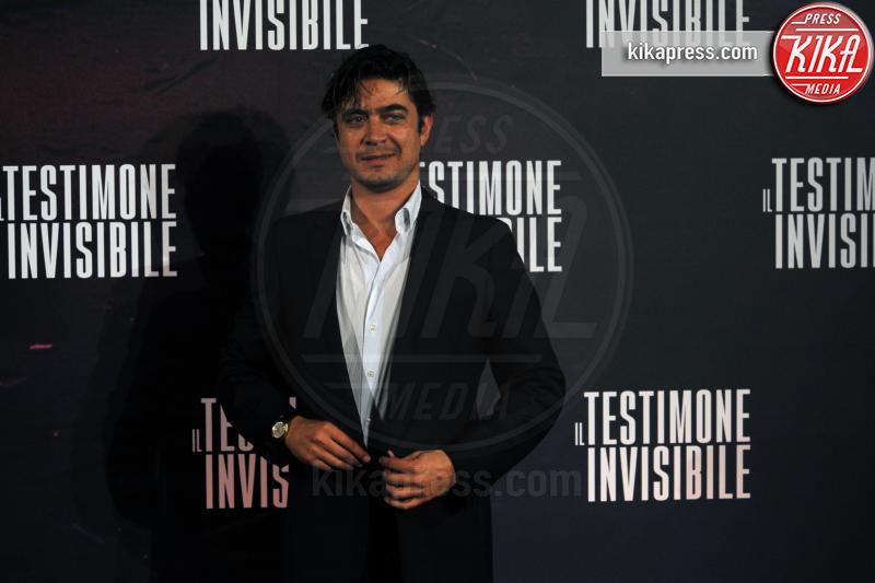 Riccardo Scamarcio - Roma - 06-12-2018 - Miriam Leone presenta Il Testimone Invisibile