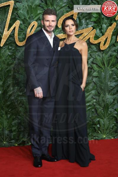 David Beckham, Victoria Beckham - Londra - 10-12-2018 - Le coppie che non sapevate non dormissero insieme