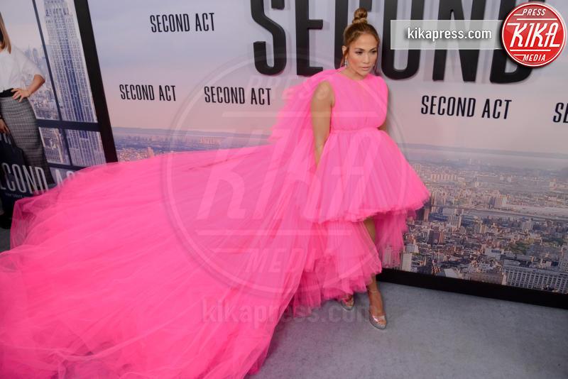 Jennifer Lopez - New York - 13-12-2018 - Jennifer Lopez e Chiara Ferragni, chi lo indossa meglio?