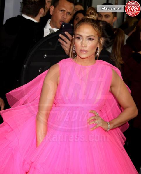 Alex Rodriguez, Jennifer Lopez - New York - 12-12-2018 - Jennifer Lopez e Chiara Ferragni, chi lo indossa meglio?