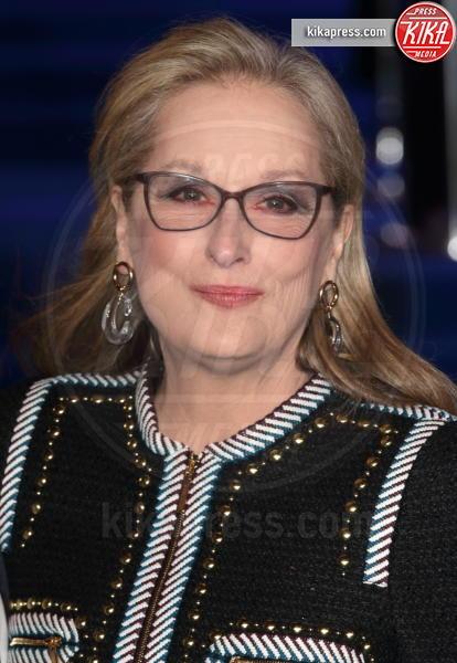Meryl Streep - Londra - 12-12-2018 - Il ritorno di Mary Poppins: il red carpet di Londra