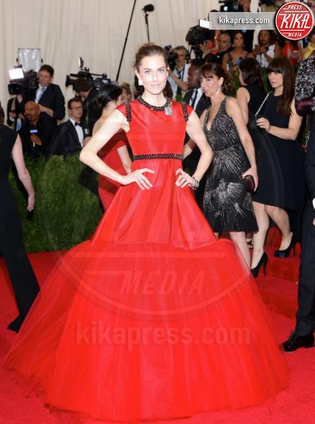 Allison Williams - New York - 04-05-2015 - Jennifer Lopez e Chiara Ferragni, chi lo indossa meglio?
